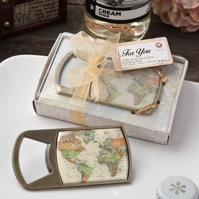 map bottle opener