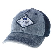 Black Hills Buffalo Acid Wash Hat Image