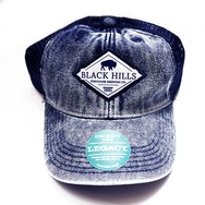 Black Hills Buffalo Acid Wash Hat