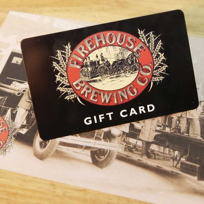 Firehouse Gift Card