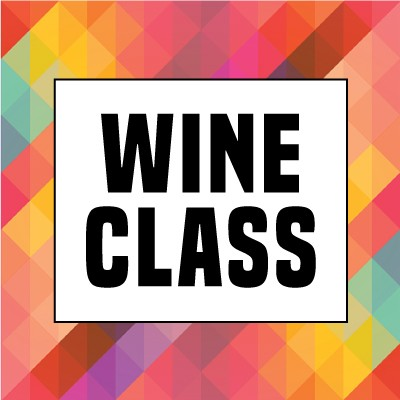 Wine and Food Class