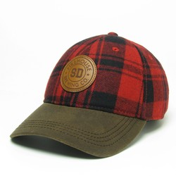 Hat flannel