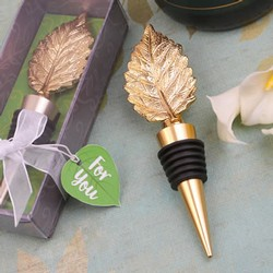 Leaf Wine Stopper