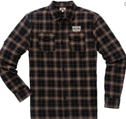Flannel Brown