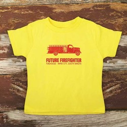 Toddler Future Firefighter T-shirt