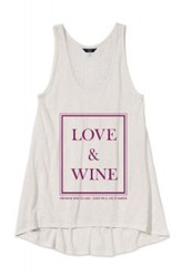 Love and Wine tank