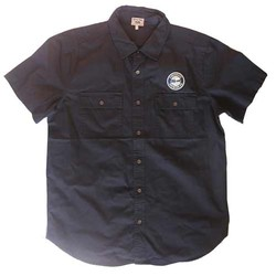Workshirt Blue Patch